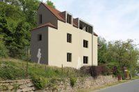 Nástavba podkroví na rodinný dům v Praze—Kyjích, vizualizace