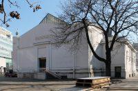 Inspirace zcela vědomá - pavilon Vídeňské secese