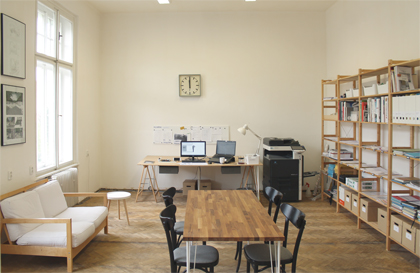 Kancelář Školní 2