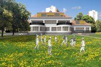 Salesiánské středisko v Teplicích-Trnovanech (adaptace bývalých jeslí)